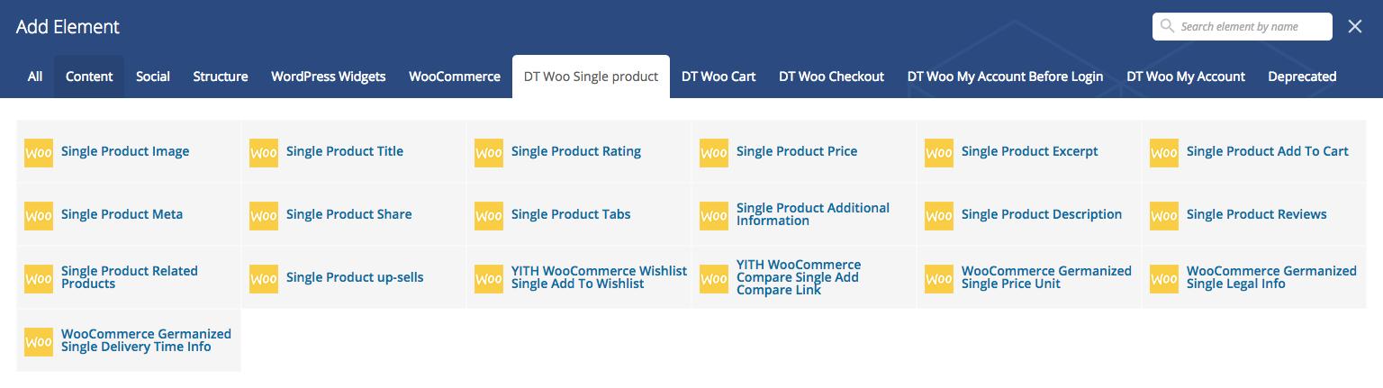 wordpress WooCommerce Page Builder v3.3.8.4商城页面生成器 适用于任何在线商城外贸跨境电商商店